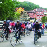 Radwanderung Hohenlohe
