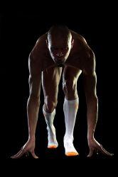 Sportstrümpfe mit Kompression kann die Leistung beim Sport steigern!
